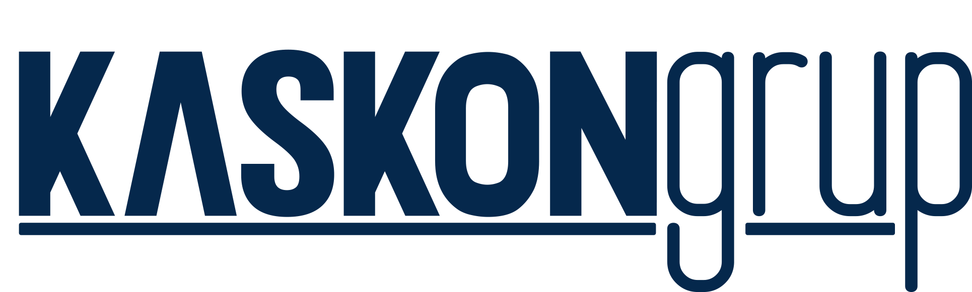Kaskon Website Template
